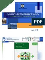 Logistic Performance Index