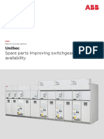1VCP000691_UniSec Spare Parts Improving Switchgear Availability