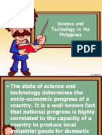 Science and Technology in the Philippines