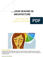 Colour Healing in Architecture