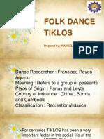 Folk Dance Tiklos