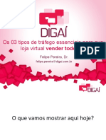 Slides Loja Virtual
