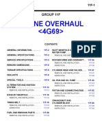 Mitsubishi 4g69 Engine Manual