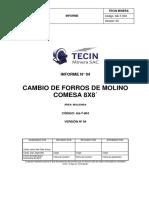 Informe de Sso Formato - Carlos Odar Arroyo - Pdp-noviembre Del 2019