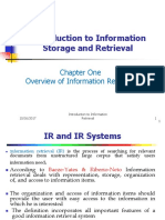 Chapter One ISR