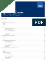 An Spirent TestCenter EVPN and PBB-EVPN RevA
