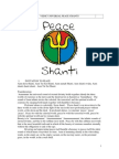 PEACE Mantras and Translation