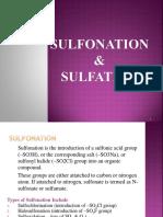 Sulfonation Lec 6