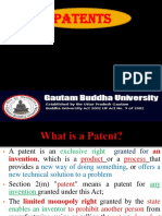 An Introduction to Patent Right (1)