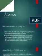 5- Átomos