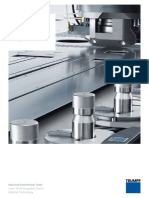 TRUMPF Punching at a Glance Brochure En
