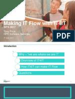 Making IT Flow with IT4IT