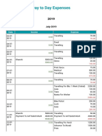 AllExpense/Day to Day Expenses 2019