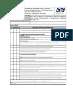 Listado de aprovechamiento forestal