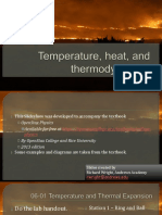Physics 06-Temperature, Heat, And Thermodynamics (2018)
