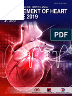 CPG Management of Heart Failure (4th Ed) 2019