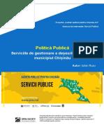 Propunere de politici publice