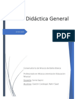 Clase Didactica Inicial