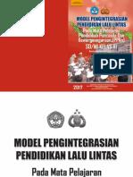 6 Model Pengintegrasian Pendidikan Lalu Lintas Kelas VI SD MI