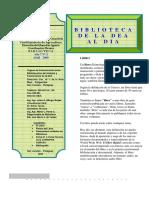 2009 - Biblioteca DEA Al Dia - Nº 3 (Abr. 2009)-1