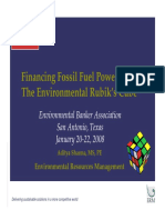 Draft EBA Financing FF PP 010708