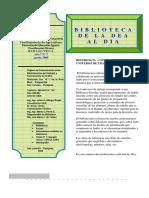 2009 - Biblioteca de La Dea Al Dia - Nº 7 (Ago 2009)
