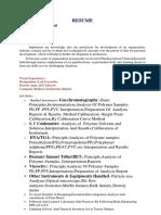 Resume. 1311.2019 NEW Edited