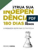 PROJETAR - Pilar 3 - Construa Sua Independencia Financeira - Pedro Vieira