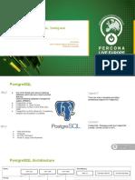 High Performance PostgreSQL, Tuning and Optimization Guide - FileId - 160682