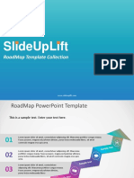 RoadMap PowerPoint Template Collection
