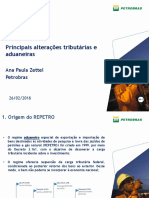 Sistema FIRJAN - Evento REPETRO - Painel 2 - Petrobras