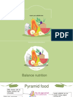 Organic Food PowerPoint Templates