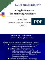 Performance Measurement Alt