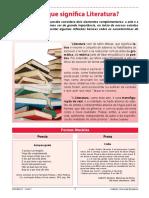Aula 1 - Literatura 1ª Série