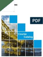 TPC Technical Course Descriptions