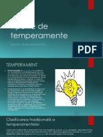proiect Temperamente