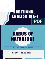 Babus of Nayanjore
