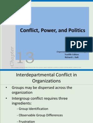 Daft Ot12e Ppt Ch13 Empowerment Psychological Concepts