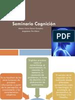 seminario cognicion