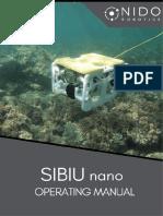 Operating Manual - Sibiu Nano
