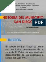 Historia de San Diego