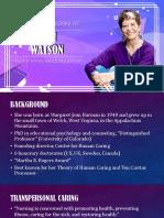 Jean Watson Group 3