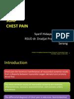 5.Soap Chest Pain
