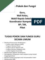 Power Point TupoksI