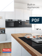 Noyeks Bosch Kitchens Appliances Brochure
