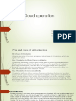 Cloud Operation