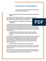 LAS 5 DECLARACIONES DE LA SANGRE DE JESUS.docx