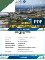 2019 10 24 Pre Kom Bored Pile