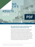 Harvard JCHS Housing Americas Older Adults 2018