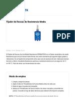 Fijador de Roscas de Resistencia Media - Permatex